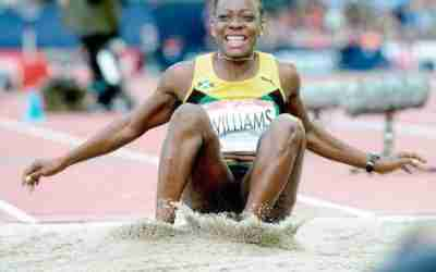Kimberley Williams Secures Silver in Triple Jump in Finland