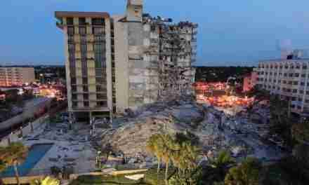 About 100 People Still Unaccounted For After Partial Building Collapse in Miami