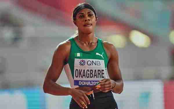 Blessing Okagbare Fails Drug Test, Out of the Olympics