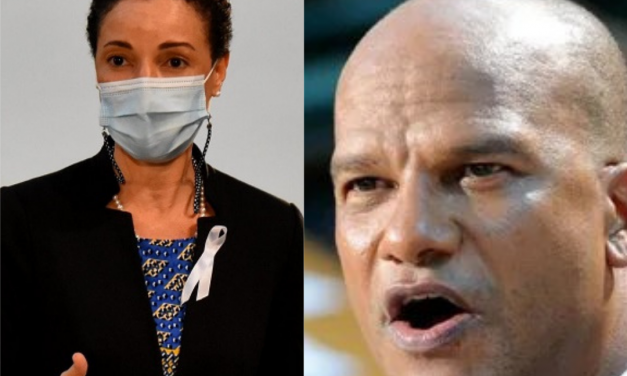 Kamina Johnson Smith Accuses Peter Bunting of Chasing Headlines Following Comments on Haiti