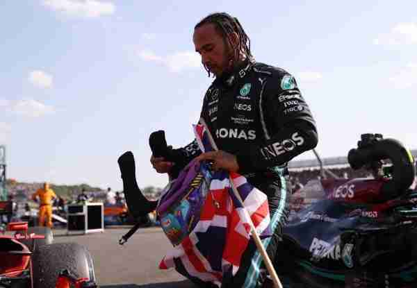Mercedes Chief Technical Officer Calls Hamilton Collision Penalty 'Harsh'