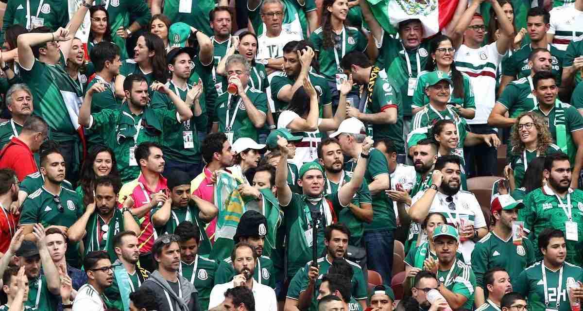 FIFA Fine Mexico For Homophobic Chants