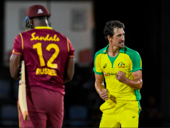 Windies Captain Wants Better Batting Performance Against Pacer Mitchell Starc