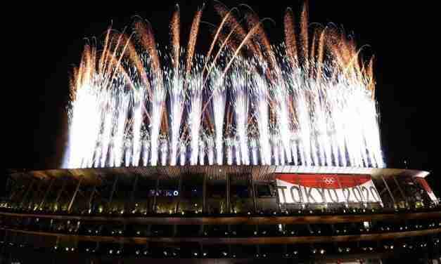 Naomi Osaka Caps Spectacular Olympic Opening Ceremony