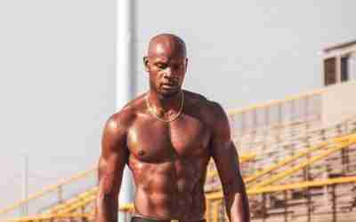 Asafa Powell Rejects Criticisms That He's A 'Dead Beat Dad'