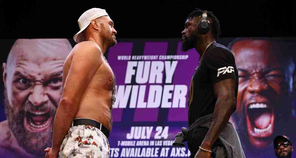 Wilder Insists He Sould Be Made WBC World Champion If Fury Pulls out of Trilogy Fight
