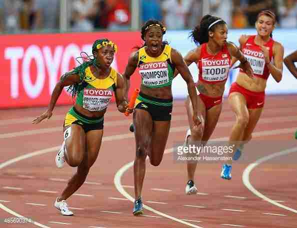 Raymond 'KC' Graham Has High Hopes for Female Sprinters at the Olympics