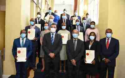 PM Reveals All Government Ministers and the Attorney General Have Been Fully Vaccinated