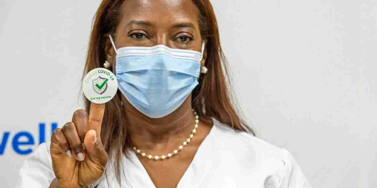 Celebrated Jamaican Born, US Nursing Director Urges Jamaicans To Take The Covid-19 Vaccine
