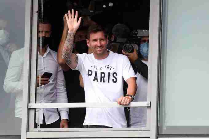 Lionel Messi Reaches Agreement to Join PSG