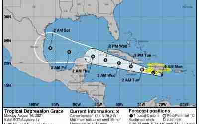Tropical Storm Watch Issued For Jamaica, Rain to Begin Tonight – Met Service