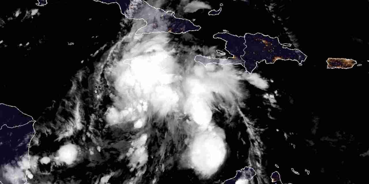 Met Service Issues Flash Flood Warning For Some Parishes Due To Impact Of Tropical Wave