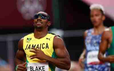 Olympian Yohan Blake Recovering in Hospital Following Emergency Surgery
