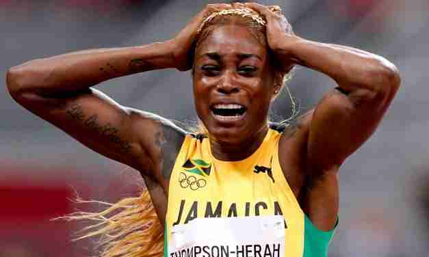 BREAKING: Elaine Thompson Herah Strikes 200m Olympic Gold to Complete Sprint Double