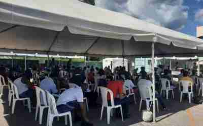Holness Administration Officials Meet to Discuss Revamping the Nation's Vaccination Programme