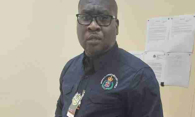 JCF Mourns Death of Popular Police Inspector