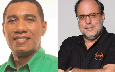 NNN/Bluedot Poll: PM Holness' Favourability Rating More Than Doubles Opposition Leader, Mark Golding