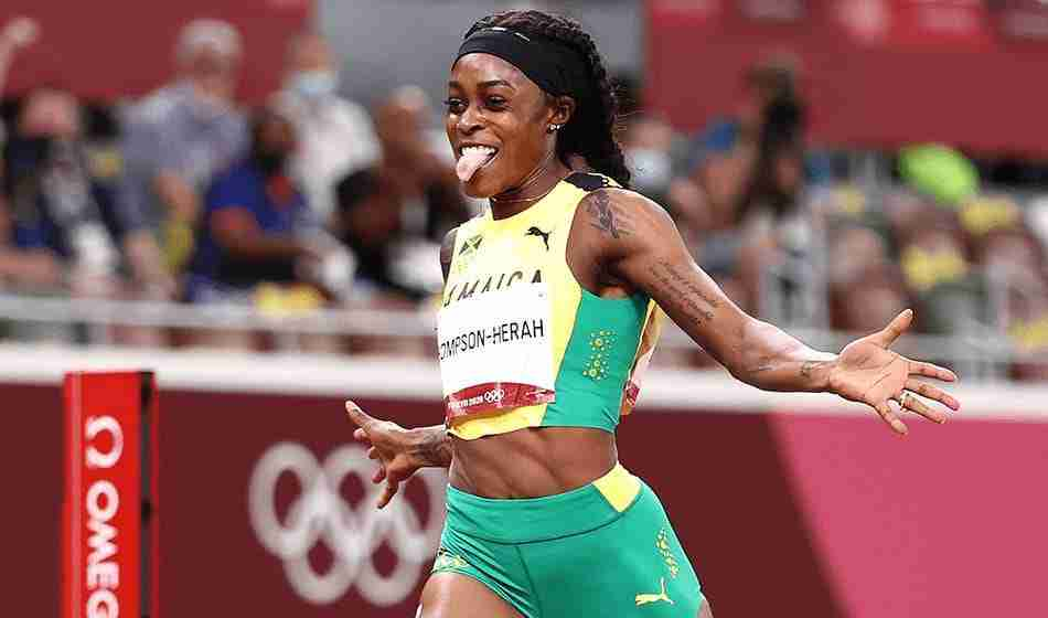 EXCLUSIVE: Elaine Thompson-Herah Set To Walk Out of MVP Track Club