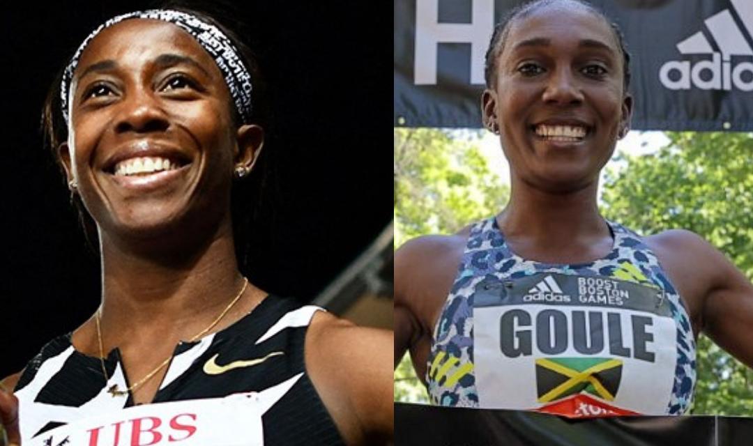 Fraser-Pryce and Goule Jamaican winners in Gala of Castles Meet