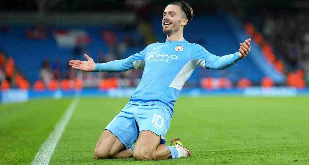 Jack Grealish Scores Wonder Goal in Champions League Debut
