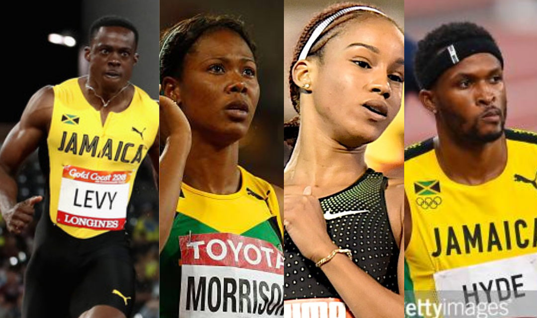 Four Jamaicans Finish in Podium Positions at the ISTAF Berlin Track Meet