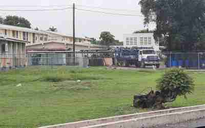 Spanish Town Hospital Staff and Administrators Describe Daily Operations as 'Overwhelming'