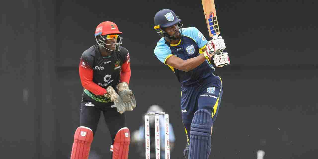 St. Lucia Kings to Meet St. Kitts & Nevis Patriots in CPL Finals