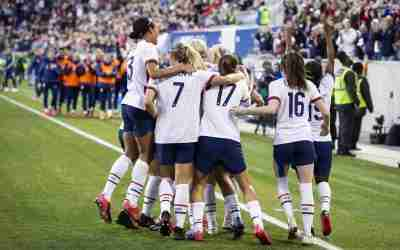 US Soccer Offers Identical Contracts to Men, Women Teams