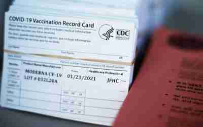 Effective October 1, The US Requires Full COVID-19 Vaccinations For Green Card Applicants