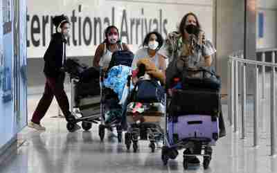 US to Require Adult Foreigners to Be Fully Vaccinated Before Entering the Country