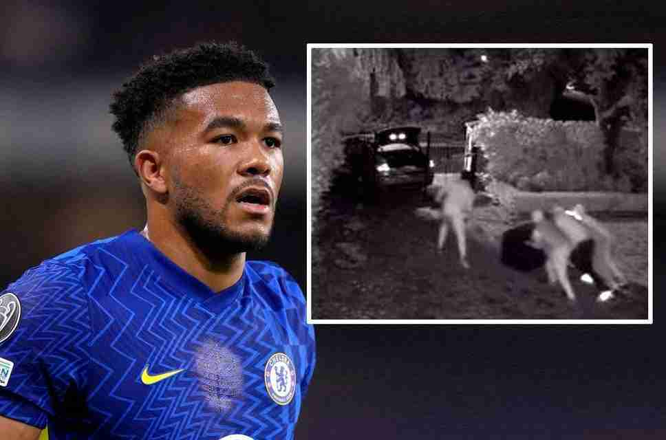 Reece James' House Robbed While He Was Playing for Chelsea
