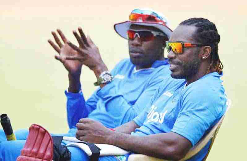 'I have No Respect For Him': Chris Gayle Responds to Curtly Ambrose Comments