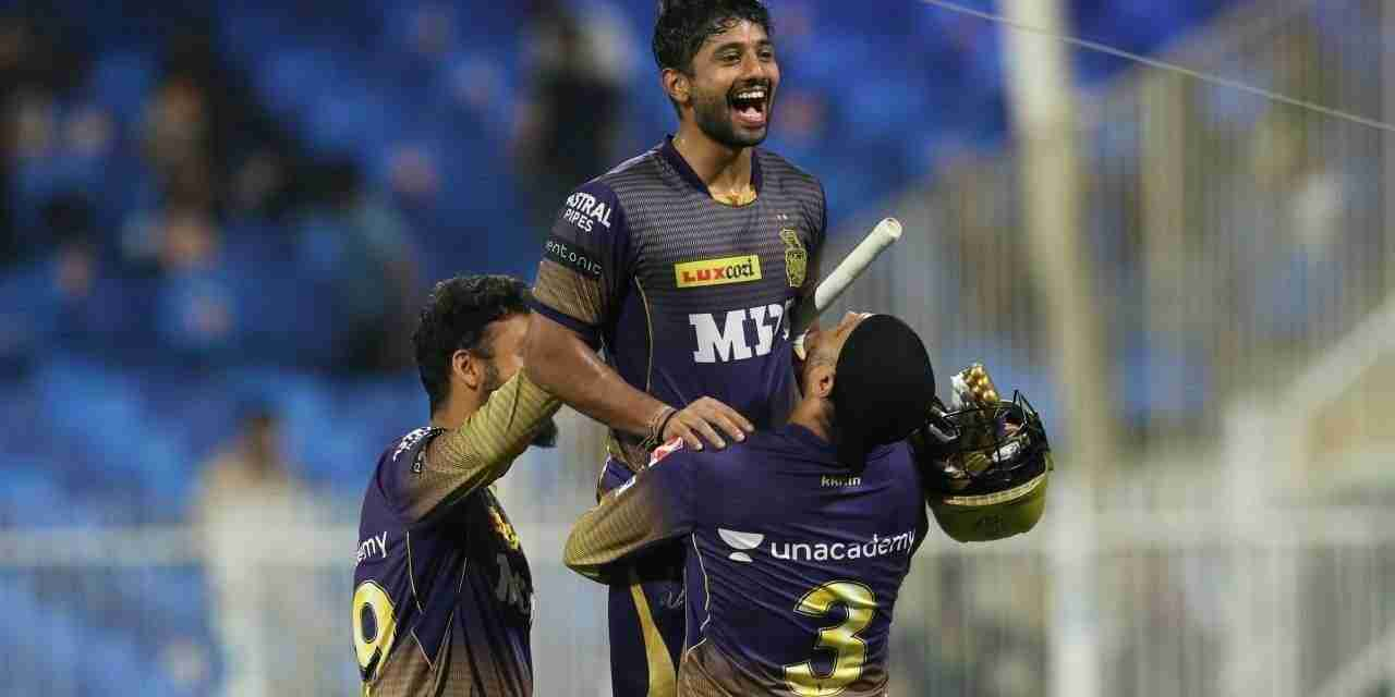 Kolkata Knight Riders into IPL Final with a Six from the Penultimate Delivery of the Game