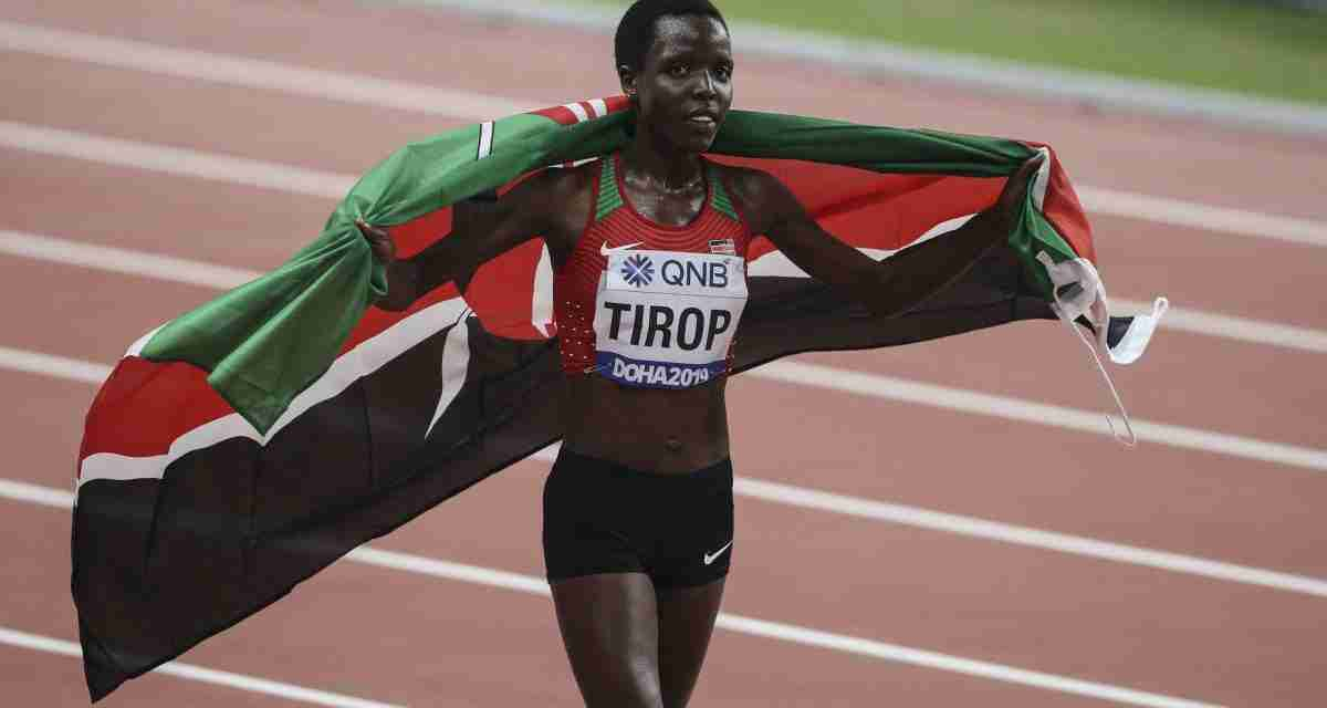Kenyan World Record Holder Agnes Tirop Found Stabbed to Death, Husband a Suspect