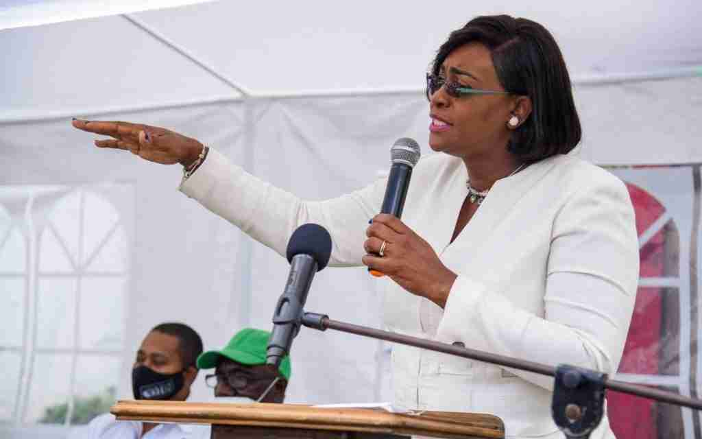 MP Juliet Holness Maintains Criticism of Aspects of Vaccine Management, Grills Health Ministry Permanent Secretary